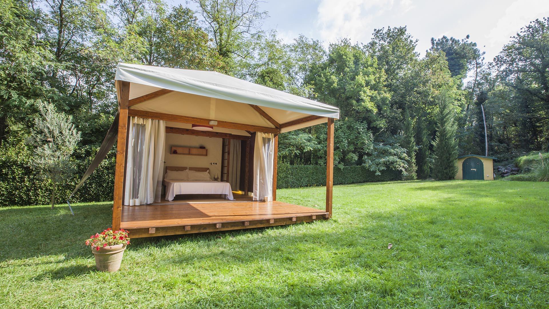 Costo Veranda In Pvc glant – glamping tents